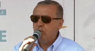 Cumhurbaşkanı Erdoğan: Toplantı halindeki örgütün lider takımını vurduk