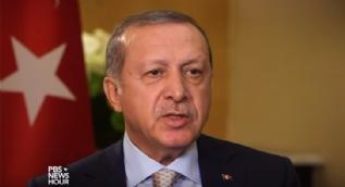 Cumhurbaşkanı: ABD teröristlere bedava silah veriyor