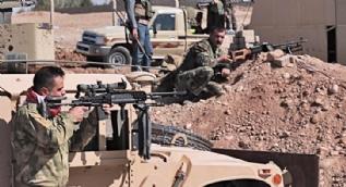 Kerkük-Erbil yolunda peşmerge ile Irak ordusu çatıştı
