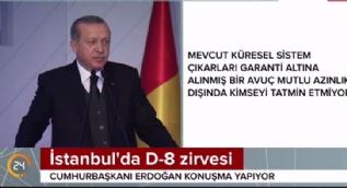 Cumhurbaşkanı Erdoğan' kritik mülteci açıklaması!
