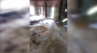 Arakan'da iki camiye çirkin saldırı!