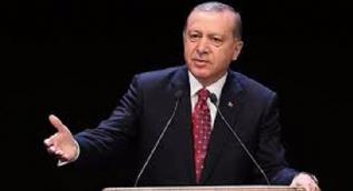 Cumhurbaşkanı Erdoğan Rakka'daki Öcalan'ın posterlerine böyle tepki gösterdi