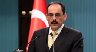 Cumhurbaşkanlığı Sözcüsü Kalın Ahmet Kaya'nın mezarını ziyaret etti