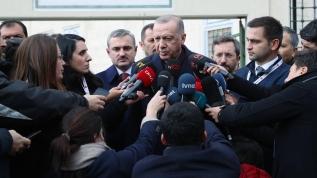 Başkan Erdoğan'dan flaş açıklama