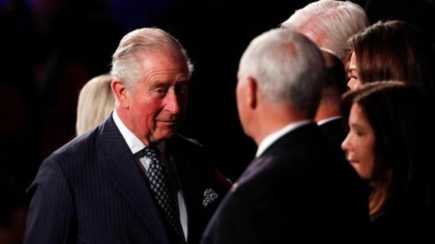 Dünya Prens Charles'ın hareketini konuşuyor! ABD'li Pence neye uğradığını şaşırdı!
