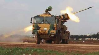 Füzeler ateşlendi! Esed'e karşı operasyon başlatıldı