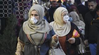 Irak'ın Kerkük kentinde koronavirüs tedbirleri