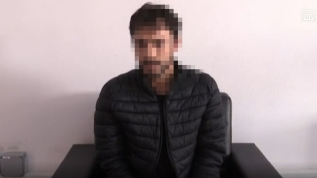 Polisin ikna çalışmaları sonucu teslim olan terörist yaşadıklarını anlattı