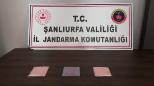 Şanlıurfa'da uyuşturucu operasyonunda yakalanan kişi tutuklandı