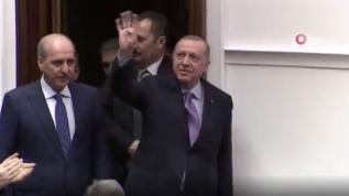 Başkan Erdoğan'ı duygulandıran sürpriz