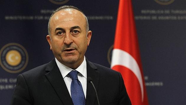 Bakan Çavuşoğlu: 'Terör örgütleriyle amansız mücadelemizi sürdüreceğiz'