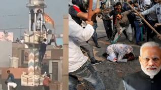 Müslümanları vahşice katlediyorlar, camileri yakıyorlar