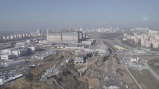 İşte Başakşehir Şehir Hastanesi'ndeki son durum