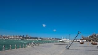 İstanbul'da poyraz etkili oluyor