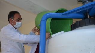 Öğretmenlerden koronavirüs ile mücadele için kolları sıvadı