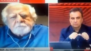 Halk TV'de koronavirüs hastaları için skandal sözler: Öldürürdüm