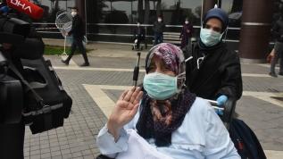 79 yaşındaki hasta koronavirüsü 8 günde yendi