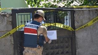 Gaziantep'te 16 ev Kovid-19 önlemleri nedeniyle karantinaya alındı