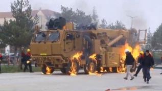 Savunma Sanayii Başkanlığı video ile duyurdu: Yeni teslimatlar yapıldı
