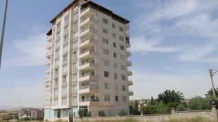 Adıyaman'da bir bina koronavirüs tedbirleri nedeniyle karantinaya alındı