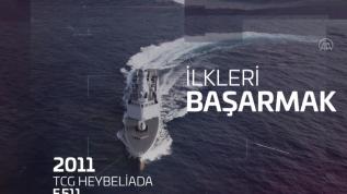 İşte milli İstanbul Fırkateyni