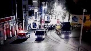 İBB'den akılalmaz hareket: Beyoğlu Belediyesi'nin maske ve dezenfektan stantlarını söktüler