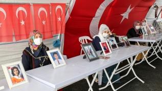 Diyarbakır annelerinin evlat nöbeti 277'nci gününe girdi