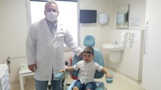Doğuştan duyma engelli Suriyeli Muhammed'e yardım eli uzatıldı