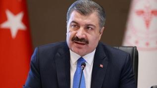 Sağlık Bakanı Koca: Tedbirlere ısrarla ve sebatla uyalım