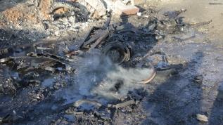 Teröristlerden El Bab'da hain saldırı