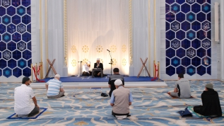 15 Temmuz Demokrasi ve Milli Birlik Günü dolayısıyla İstanbul'daki camilerde  şehitler için Kur'an okundu