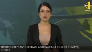 Gardaşına selam, Ermenistan'a gözdağı! Türk F-16'ları sınırda uçtu