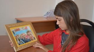Terör örgütü PKK tarafından şehit edilen Necmettin Öğretmen'in öğrencilerinin hüznü baki