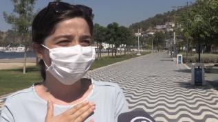 Yaşadığı acıyı unutamıyor: Virüsün vücudumda dolaştığını hissettim
