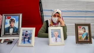 Acılı annelerden PKK ve HDP'ye tepki