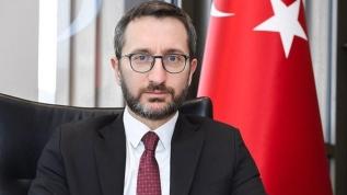 İletişim Başkanı Altun: Güçlü ve büyük Türkiye'nin sene-i devriyesi kutlu olsun!
