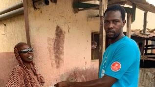 Türkiye Diyanet Vakfı'ndan 295 bin Senegalliye kurban eti