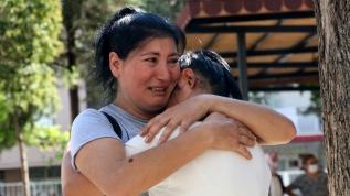 2 çocuğunun annesi eski eşini boğarak öldürdü