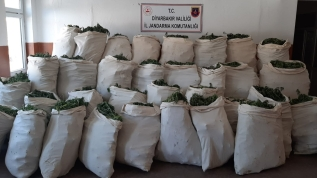 Diyarbakır'da uyuşturucuya geçit yok