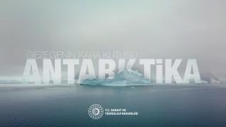'Gezegenin Karakutusu; Antarktika' belgeseli Teknofest kapsamında yayınlanacak