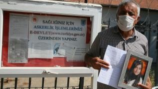 PKK tarafından kaçırılan kızı için evlat nöbeti tutan baba, asker olmak için dilekçe verdi