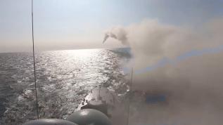 7 ülke katılıyor: Karadeniz'den seyir füzesi fırlatıldı