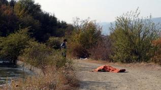 Vatandaşlar ihbar etti! Sulama kanalında kadın cesedi bulundu