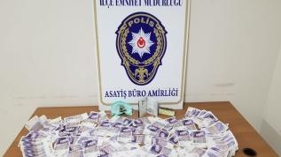 İngiliz turist sahte parayla yakalandı
