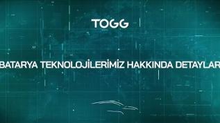 TOGG batarya ile ilgili detaylı bilgi paylaştı