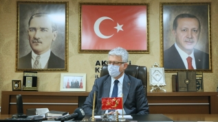 Koronavirüsü atlatan AK Parti Kocaeli İl Başkanı Ellibeş: Tedbirlere harfiyen uyalım