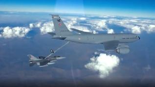MSB görüntüleri paylaştı! Hava Kuvvetleri Komutanı da katıldı