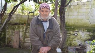 96 yaşındaki Sabri dede koronavirüsü atlattı