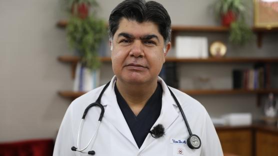 Koronavirüsü atlatan doktor Demir: Hastalığı yeneceğime inandım