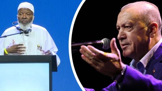 New York'ta salonu ayağa kaldıran Başkan Erdoğan sözleri: Türkiye'nin değil, bütün Müslümanların lideri